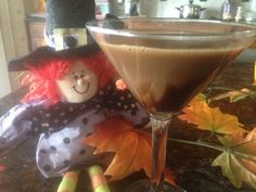 Please visit my daily recipe page: Seasonal and Holiday Recipe Exchange * link button below Refreshing Cocktails, Fun Drinks, Yummy Drinks, Beverages, Chocolate Bread Recipe, Chocolate Recipes, Bar Martini, Fall Recipes, Holiday Recipes