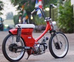 16 Best Modifikasi Motor Grand Images Motorcycles Honda Motors