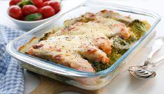 Hele middagen i én form! #oppskrift #fisk