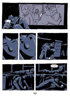 Hiddenfolk Full Page 40