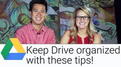 How to perfectly organize your Drive folders | Drive | The Apps Show