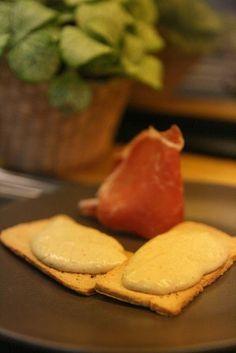 Paté de mejillones. Receta (recipe, recipe), comida (food, food).