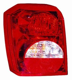 Depo 3341917LAC Dodge Caliber Driver Side Replacement Taillight Assembly ** Check this awesome product by going to the affiliate link Amazon.com at the image.