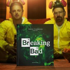 Darkside Books lança livro oficial de Breaking Bad no Brasil
