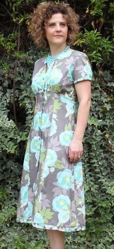 Serendipity Studio Isabella Dress Sewing Pattern  $11