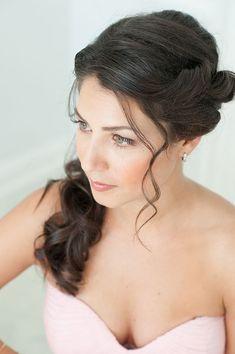 Romantic Wedding Hair | Romantic wedding hair idea