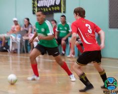 Action shots of Futsal World Cup Weekend