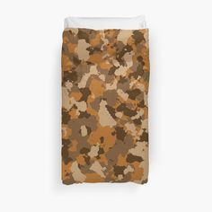 'Army camo design' Duvet Cover by MidnightBrain Camo Designs, Army Camo, Duvet Bedding, Bed Covers, My Arts, Art Prints, Printed, Awesome, People