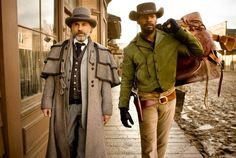 """Movie review: """"Django Unchained"""" - http://thefilmdiscussion.com/2013/01/14/django-unchained/"""