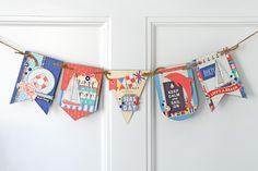 Yacht Club Banner by Jana Eubank for #CartaBellaPaper