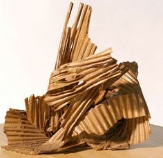 5 Amazing Cardboard Artists and Their Sculptures   WebUrbanist