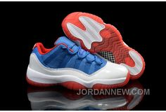 "http://www.jordannew.com/mens-air-jordan-11-low-knicks-white-blue-red-for-sale-super-deals.html MENS AIR JORDAN 11 LOW ""KNICKS"" WHITE BLUE RED FOR SALE SUPER DEALS Only $92.00 , Free Shipping!"