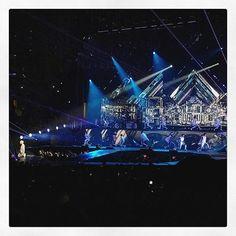 Show Picture #purpose #justinbieber #losangeles #purposetourlosangeles #purposetour2016 #purposetour