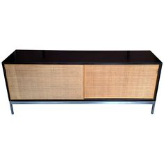 Florence Knoll Credenza for Knoll, c.1960s | From a unique collection of antique and modern credenzas at http://www.1stdibs.com/furniture/storage-case-pieces/credenzas/