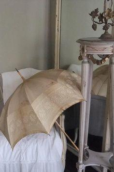 Vintage umbrella....