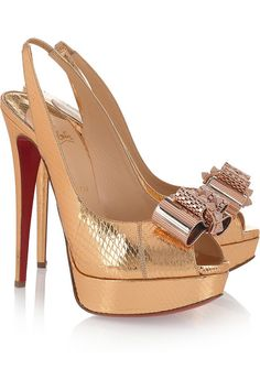 Christian Louboutin Shoes | Graces your feet with this new masterpiece from Christian Louboutin is ...