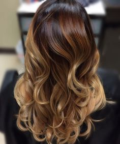 Blonde,+Red+And+Brown+Balayage+Hair