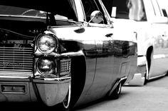 Cadillac slammed