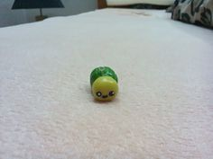 Polymer clay~ Kawaii turtle ^-^