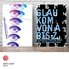 Visueller Auftritt aller Kongresse  #plakat #reddot #design #swissgraphic #designersfactory