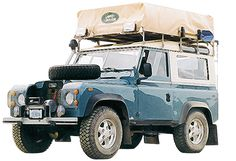 Series II, IIA & III Accessories and Kits - Land Rover Parts | Rovers North
