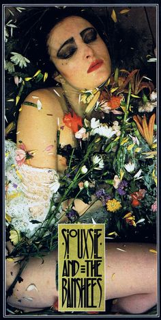 Siouxsie & the Banshees ♥ ....this pic basically depicts my teenagerhood