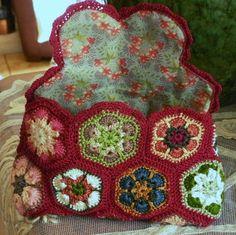 nice work, beautiful bag