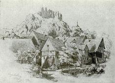 Engelsburg, 1872.