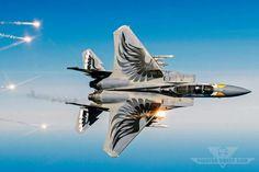 F-15C 79-0041 Oregon ANG Klamath Falls OR