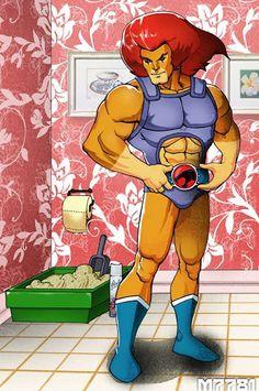 El baño debe ser de Chitara