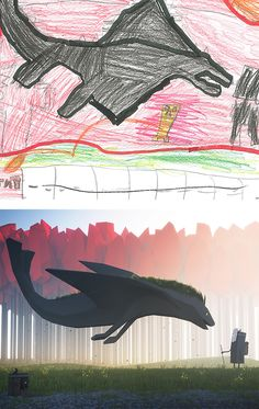 The Monster Projectaims to help young kids realize the power of imagination. Without rules or restrictions, elementary school students are asked to draw a monster. As they allow their imaginations to flourish, these children are encouraged to draw anything that comes to mind. The finished drawings are then sent to artists all across the globe so they can recreate them as 3D illustrations, animations, and paintings. After this transformation, the monsters are returned to the kids so they…
