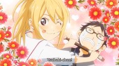 Your Lie In April - an anime about music - Imgur