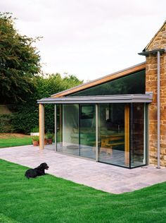 Award winning Chartered Architect based in Sutton Coldfield in the West Midlands Sutton Coldfield, Glass Boxes, Barn, Outdoor Decor, Kitchen, Design, Home Decor, Converted Barn, Cooking