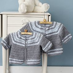Cute Cardigan - free pattern