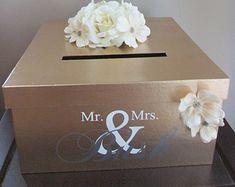 Wedding Card Box Diy Instructions