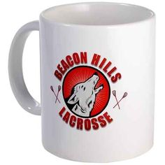 Teen Wolf Mug | 24 TV Show Coffee Mugs That Are Perfect For Both Your Coffee And TV Addiction