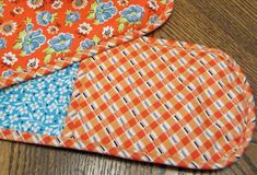 How to Make Double Oven Mitts