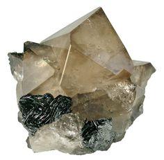 Quartz Hematite