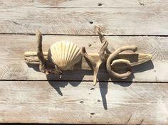 Signo de Driftwood amor por Longshoredriftwood en Etsy