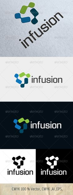 infusion — Photoshop PSD #web #techno • Available here → https://graphicriver.net/item/infusion/4823496?ref=pxcr