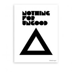 Nothing for Ungood Druck Calm, Artwork, Design, Quotes, Work Of Art, Auguste Rodin Artwork, Artworks, Illustrators