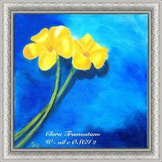Fiorellini gialli