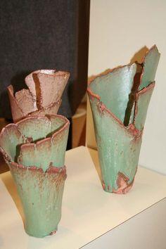 Slab Pottery Ideas