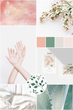 Cómo crear un Moodboard para tu marca - Cómo crear un Moodboard para tu marca Sie sind an der richtigen Stelle für decoracion de interior - Colour Pallete, Color Schemes, Photoshop, Ideas Para Logos, Handmade Jewelry Designs, Grafik Design, Color Inspiration, Moodboard Inspiration, Mood Boards