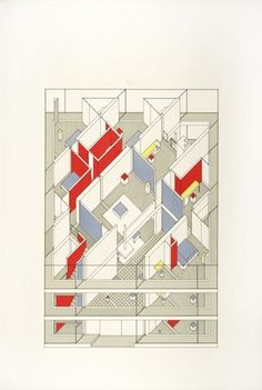 Diamond house John Hejduk 1967