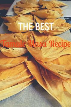 holidays mean TAMALES SEASON! Growing up, I made tamales countless times with family but never on my own. I wanted to try a v. Masa For Tamales, How To Make Tamales, Pork Tamales, Chicken Tamales, Maseca Recipes, Raw Food Recipes, Mexican Food Recipes, Cooking Recipes, Mexican Desserts
