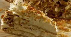Christoffeltaart! Nog zo'n heerlijke makkelijke taart!