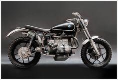 BMW R65 - Hook Motors & Totti Motori - Pipeburn - Purveyors of Classic Motorcycles, Cafe Racers & Custom motorbikes