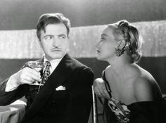 Rains in Crime Without Passion. Self-Styled Siren: Claude Rains: An Actor's Side-Eye Vivien Leigh, Elizabeth Taylor, Claude Rains, Side Eye, Celebrity Stars, Invisible Man, Classic Films, Old Hollywood, Movie Stars