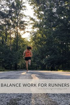 Balance for Runners Running Injuries, Running Workouts, Running Tips, Running Drills, Running Quotes, Leg Training, Running Training, Strength Training For Runners, Natural Remedies For Migraines